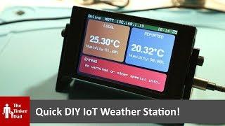Descargar MP3 de Esp32 Weather Station gratis  BuenTema video