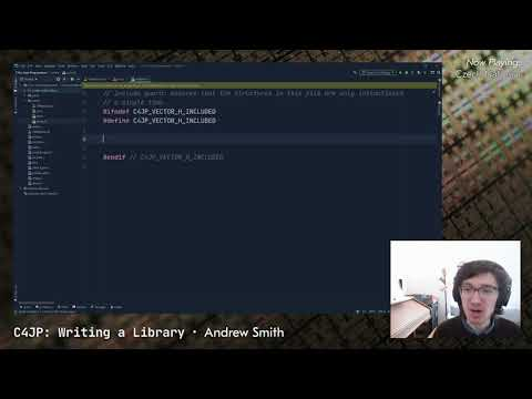 C for Java Programmers: Writing a Library, Header Files