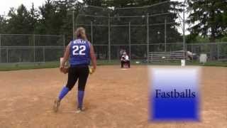 Lauren Weidler - softball recruiting video - Class of 2015