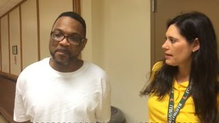 Judge Greets Classmate Leaving Jail After Recognizing Him in Court