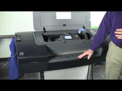 HP Designjet Z2100 Reseña