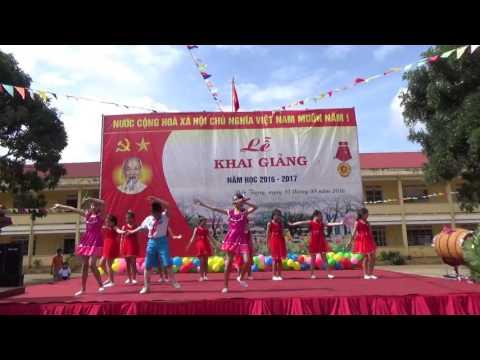Múa hát : Bác Hồ - Người Cho Em Tất Cả