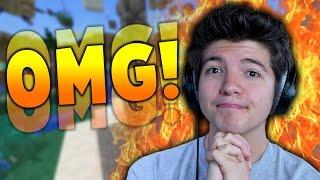 OMG THIS NEVER HAPPENS!!   Minecraft SPEED BUILDERS