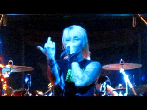 """Rise Rebel Resist"" by OTEP live at the Culture Room in Ft. Lauderdale on 7/10/10 (HD)"