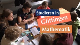 preview picture of video 'Mathe studieren in Göttingen'