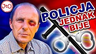 Policja jednak bije!!!!!!!
