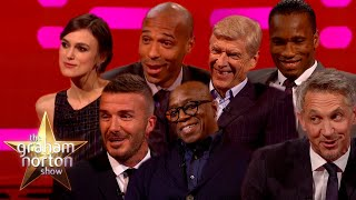 Football's Coming Home To The Graham Norton Show!