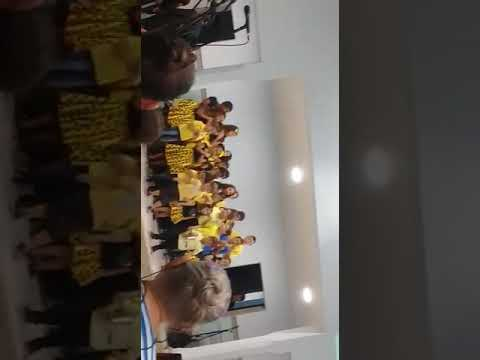 Inocência departamento infantil Assembléia de Deus em Imbaú