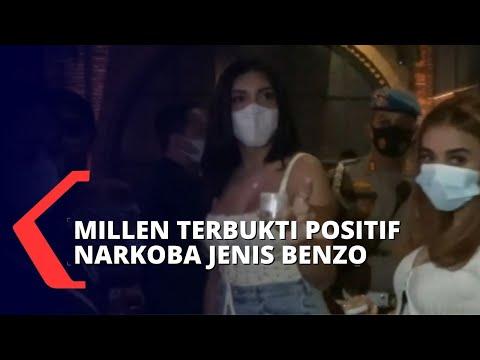Millen Cyrus Terjaring Razia Prokes di Tempat Hiburan Malam, Terbukti Positif Narkoba!