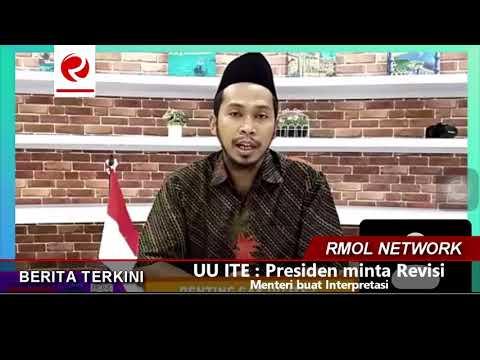 UU ITE: Presiden Minta Revisi, Menteri Buat Intepretasi