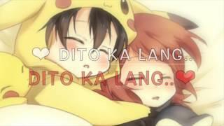 Dito Ka Lang Sa Puso Ko -- Wynn Andrada