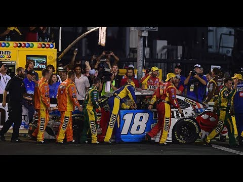 Crew Call: No. 18 team checks off Charlotte