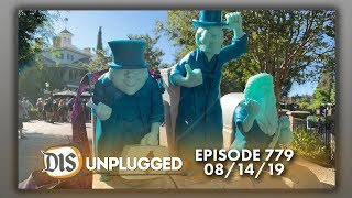 Disneyland Discussion + Oogie Boogie Bash Preview | 08/14/19