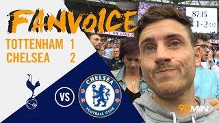Alonso Goals Powers Chelsea Past Tottenham! | Tottenham 1 2 Chelsea | 90min FanVoice