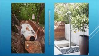 Outdoor Shower Design Ideas