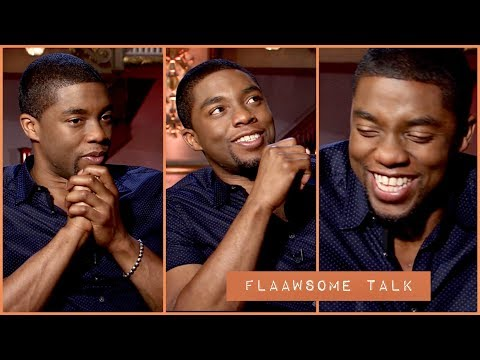 'Black Panther' Star Chadwick Boseman Talks Ego: I Would Rather NOT Be FAMOUS