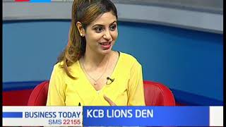 KCB Lions Den: After securing Ksh2.5m for his business , growth has been sporadic overtime