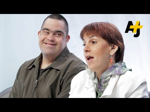 Watch video People with Down Syndrome Speak Out