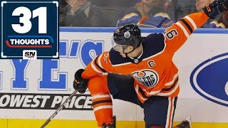 Can Connor McDavid and Auston Matthews Keep This Up?   31 Thoughts