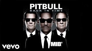 Back In Time (Audio) - Pitbull (Video)