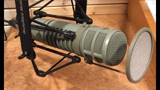 My home radio station studio