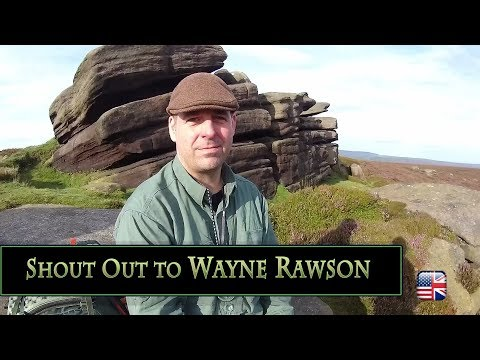 Shout out to Rawson's Retreat Bushcraft Supplies