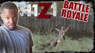 Battle Royale H1Z1 Gameplay - WOOOOOOOW | H1Z1 BR Gameplay