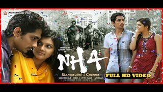 NH4 Telugu Full Length HD Movie  Siddharth  Ashrita` Shetty