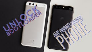 how to unlock bootloader of any huawei phone - Kênh video