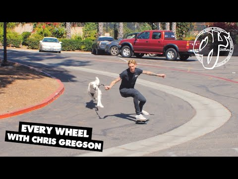 Chris Gregson Rolls on EVERY Wheel | OJ Wheels