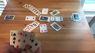 How to Play - Kings in the Corner