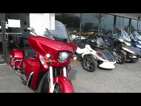 2012 Victory Cross Country Tour™ in Sanford, Florida - Video 1