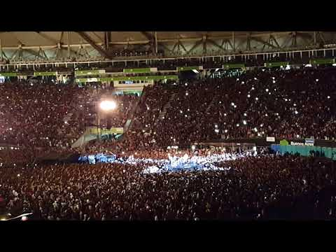 Amor Argentina - Coldplay live @ Estadio Ciudad de La Plata, Argentina. Nov 15th 2017
