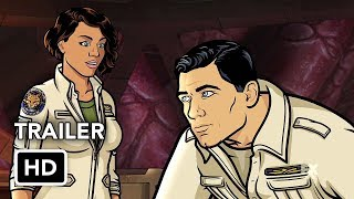 Picture of a TV show: Archer (2019)