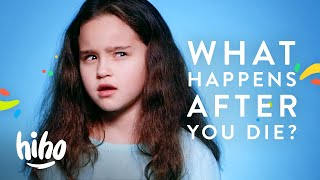 What happens after you die? | 100 Kids | HiHo Kids