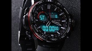 Часы с AliExpress. alike ak15115 распаковка.