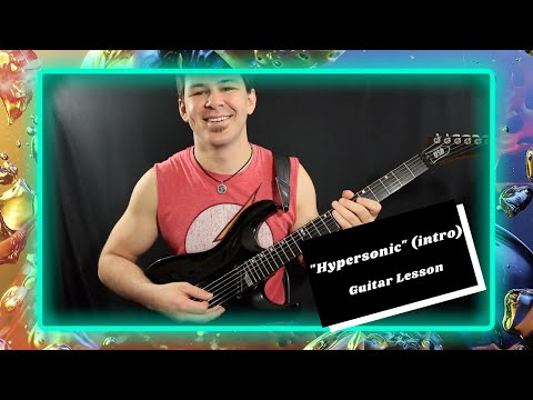 """Lesson for Liquid Tension Experiment's """"Hypersonic"""" intro"""