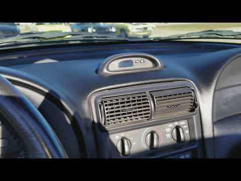 1997 Ford Mustang Base 2dr Convertible: 1997 Base 2dr Convertible Used 4.6L V8 32V Manual RWD Convertible