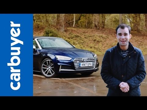 Audi A5 Cabriolet in-depth review - Carbuyer