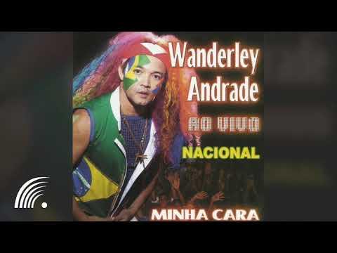 Wanderley Andrade - Minha Cara (Nacional Ao Vivo) - Álbum Completo