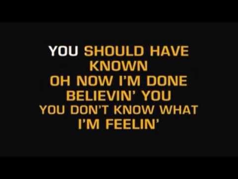 Beyonce - Listen (Karaoke)