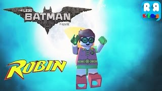The LEGO Batman Movie Game (By Warner Bros.) - iOS / Android - Gameplay Video Part 2 Play with Robin