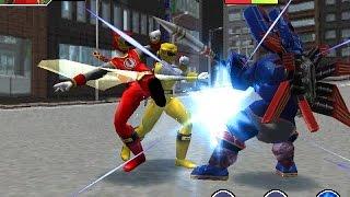 Game siêu nhân cuồng phong - Game Vui 24h