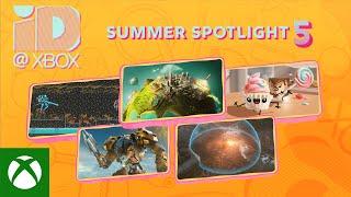 Xbox ID@Xbox 2020 Summer Spotlight Series 5 anuncio