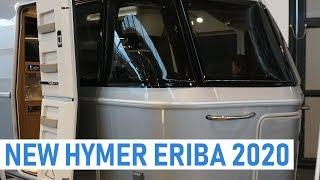 Прицеп-дача  будущего HYMER ERIBA TROLL 2020 MODEL