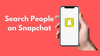 How to Search People on Snapchat UPDATED 100% WORKING