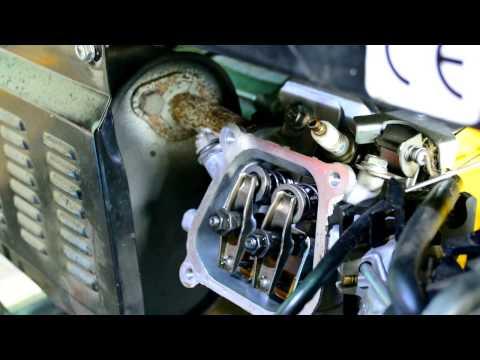 Ремонт бензинового генератора 3000 Вт