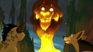 Lion Guard: Scar's Scheme | Divide And Conquer HD Clip
