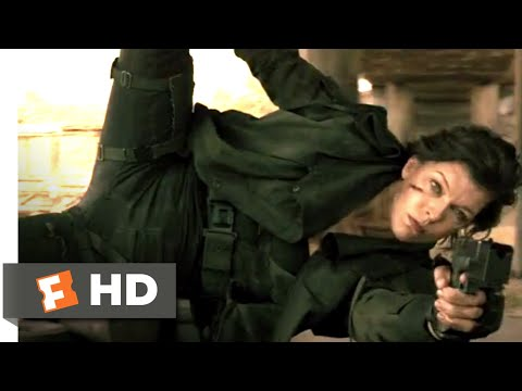 Resident Evil: The Final Chapter (2017) - Roadblock Scene (2/10) | Movieclips