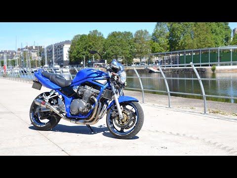 J'AI UNE NOUVELLE MOTO -Suzuki Bandit 600-